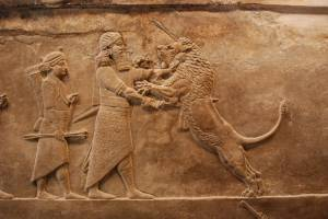 Assyrian Lion Hunt (Jan van der Crabben (Photographer))
