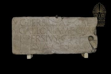 Roman Funerary Inscription