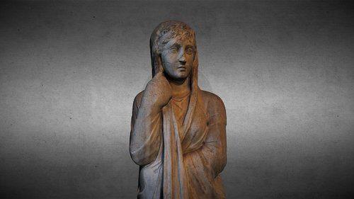 Statue of a Roman Matron