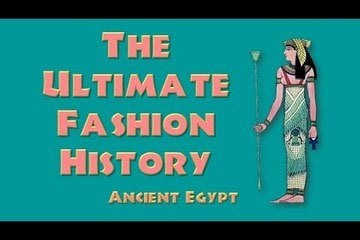 Egyptian Fashion and Cosmetics