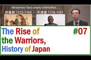 The History of Premodern Japan: The Rise of the Warriors