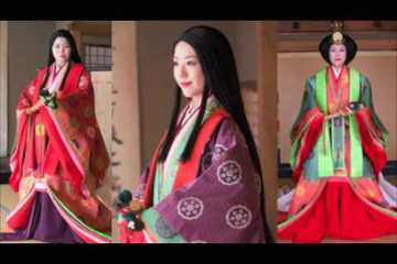 The Japanese Heian Period: Court Women