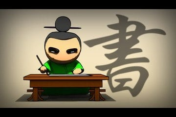 Chinese is NOT picture writing! - History of Writing Systems #5 (Determinatives)
