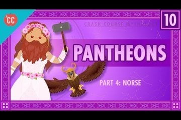 The Norse Pantheon: Crash Course World Mythology #10
