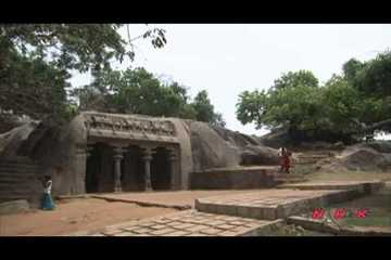 Group of Monuments at Mahabalipuram (UNESCO/NHK)