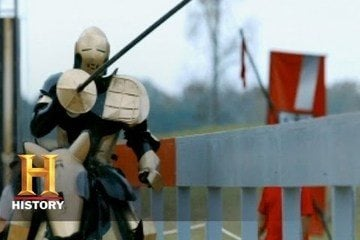 Full Metal Jousting - The Rules of the Joust | History