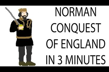 Norman Conquest of England | 3 Minute History