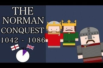 Ten Minute English and British History #08 - 1066 and the Norman Conquest