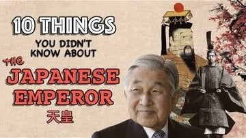 10 Things You Didn't Know About THE JAPANESE EMPEROR 天皇