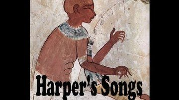 Harper's Songs in Ancient Egypt