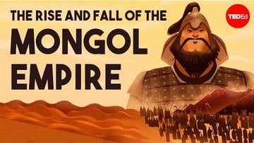 The Rise & Fall of the Mongol Empire - Anne F. Broadbridge