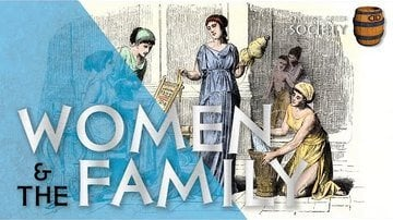 Women & The Family - Ancient Greek Society 08