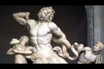 Laocoön and his Sons, early first century C.E.