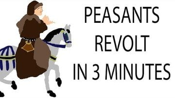 Peasants Revolt | 3 Minute History