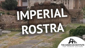 Imperial Rostra - Ancient Rome Live