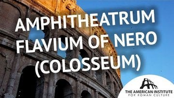 Colosseum - Ancient Rome Live (AIRC)