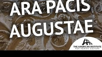 Ara Pacis Augustae - Ancient Rome Live (AIRC)