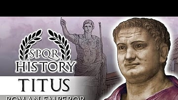 Life of Emperor Titus #10 - The Good Emperor, Roman History Documentary Series