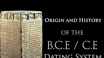 The Origin and History of the B.C.E / C.E Dating System (As well as B.C/A.D)