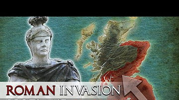 The Roman Invasion of Scotland - Agricola's Campaign 79-84 CE (Battle of Mons Graupius)