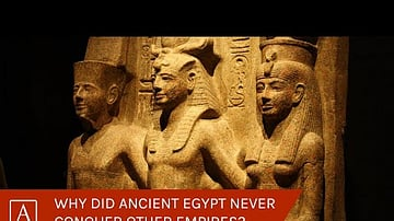 Ancient Egypt and other Empires // Why did Ancient Egypt never conquer other empires?