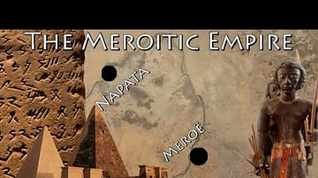 King Ergamenes and the Meroitic Empire    (Ancient Nubia) (Kingdom of Kush)