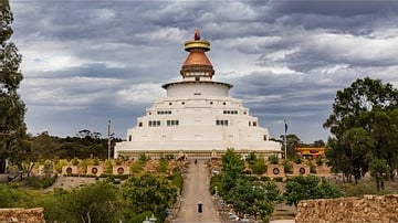 The Great Stupa of Universal Compassion Unveiled in Bendigo