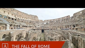What Caused the Fall of the Western Roman Empire?