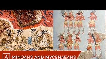 The Minoans and Mycenaeans: Civilizations of the Bronze Age Aegean