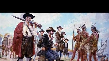 Jamestown and the Powhatan Wars