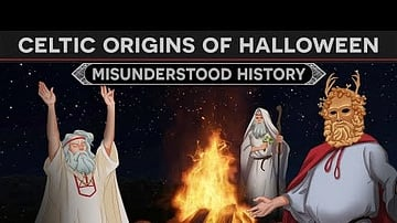The Celtic Origins of Halloween