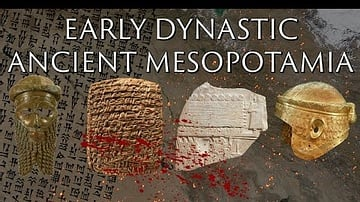 Early Dynastic Mesopotamia | Ancient Documentary | The Sumerian and Akkadian Empires.