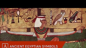 The Ankh, the Djed and other Ancient Egyptian Symbols and their Meanings