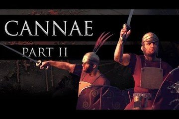 Total War History: Battle of Cannae (Part 2/5)