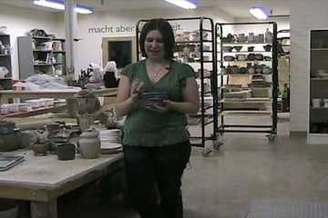 Christie Richardson discusses pottery and archaeology!