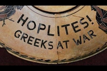 HOPLITES! Greeks at War - Full animation