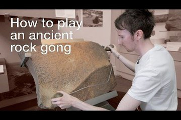 How to Play an Ancient African Rock Gong