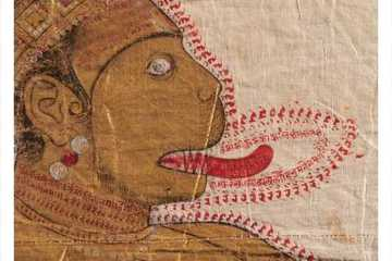 The Artist Project: Hanuman - Nalini Malani