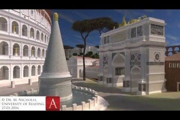 Virtual Rome: an Interview with Dr. Matthew Nicholls