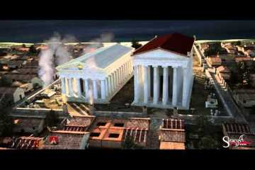 Siracusa 3D Reborn. An Ancient Greek City brought Back To Life