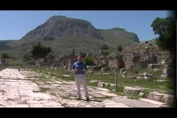 THE APOSTLE PAUL'S CORINTH      BY IAN PAUL & STEPHEN TRAVIS     AN ON LOCATION GUIDE