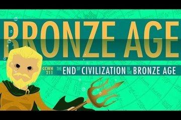 The End of Civilization in the Bronze Age: Crash Course World History 211