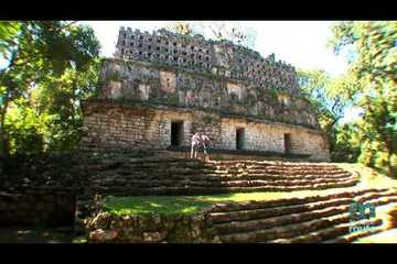 Yaxchilan, Chiapas, The Mayan Route