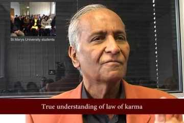 True understanding of law of karma
