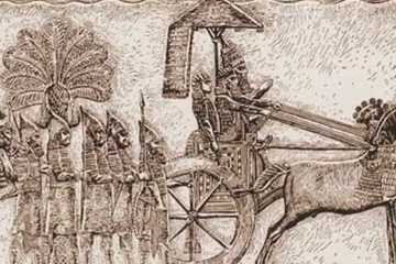 Who was Sennacherib?