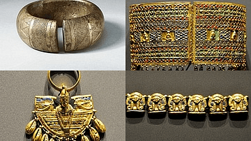 Relics from the Kingdom of Kush & Ancient Nubia