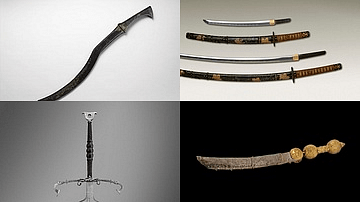 Historical Swords From Around the World