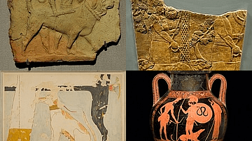 Pets in the Ancient Mediterranean