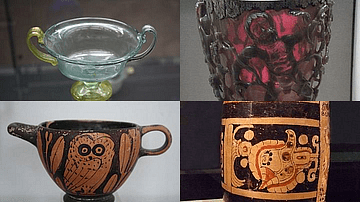 Cups in Antiquity