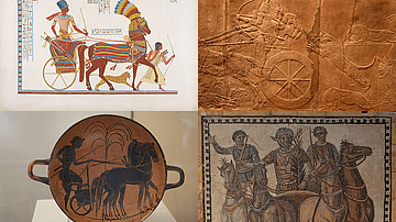 Gallery of Chariots in the Ancient World